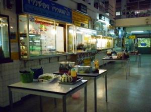 Tempat Makanan Halal di Universitas Maejo